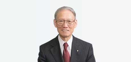 一般社団法人福岡県歯科医師会 会長 長谷宏一の写真