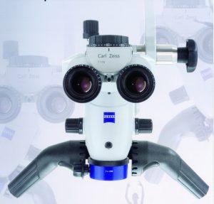 カールツァイス社 歯科用マイクロスコープ OPMI PICO MORA の写真