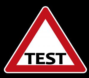 testの写真