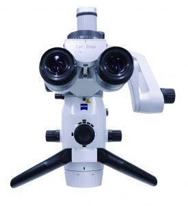 歯科用マイクロスコープ カールツァイス社 EXTARO300 MORAの写真