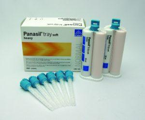パナジル (超親水性付加重合型シリコーン印象材)の写真