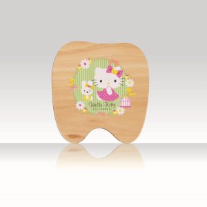 ハローキティ ミルクティースメモリーボックスの写真