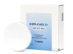 KZR-CAD ジルコニアの写真