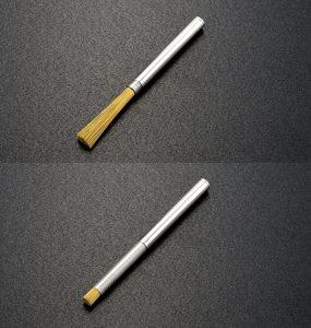 PDクリーニングブラシ (バー清掃ブラシ)の写真