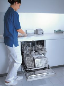 ミーレ ジェットウォッシャー (歯科用器具  洗浄/消毒システム)の写真