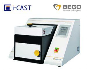 BEGO高周波鋳造機 ノーチラスTの写真