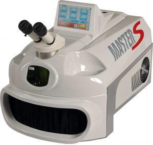 技工用レーザー溶接機『マスターS』の写真