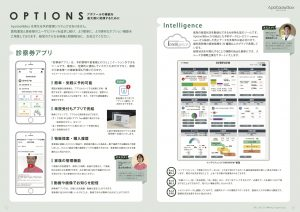 Intelligence/診察券アプリの写真