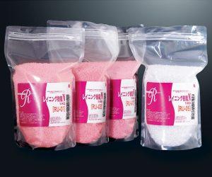 義歯床用熱可塑性レジン「レイニング樹脂N」の写真