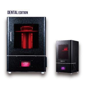 DB Phrozen 3Dプリンターの写真