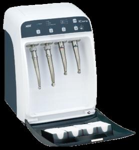 ハンドピース用洗浄・注油システム iCareの写真