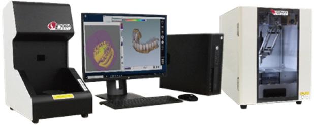 歯科用CAD/CAM DORAPlus/WAXYPlusの写真