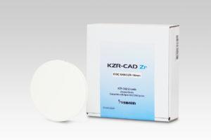 KZR-CAD ナノジルコニアの写真