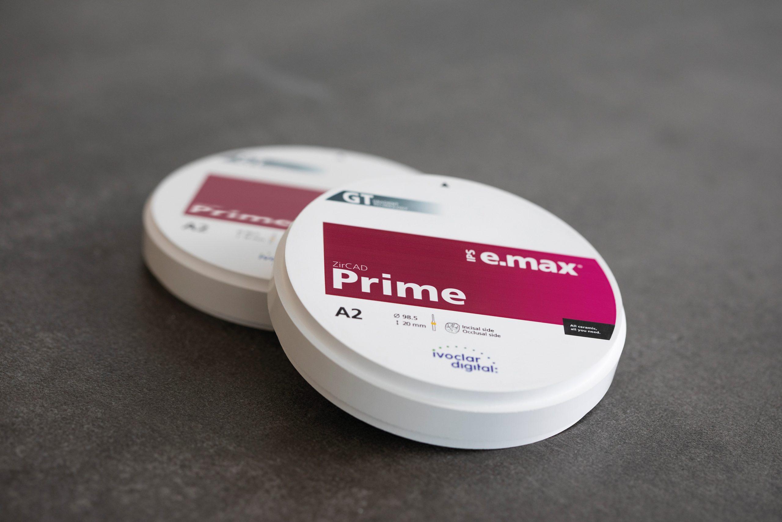 IPS e.max ジルキャド プライムの写真