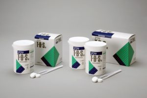 アグサTBS錠 (塩素系除菌剤)の写真
