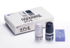 歯科用知覚過敏抑制材料 歯科用シーリング・コーティング材「ナノシール」の写真