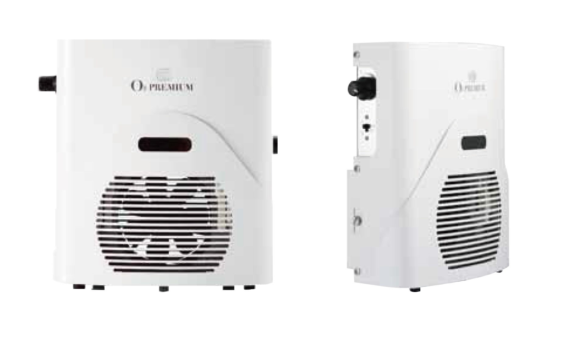 オゾン発生器「O3 PREMIUM」(オースリープレミアム)の写真