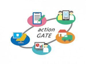 action GATEの写真